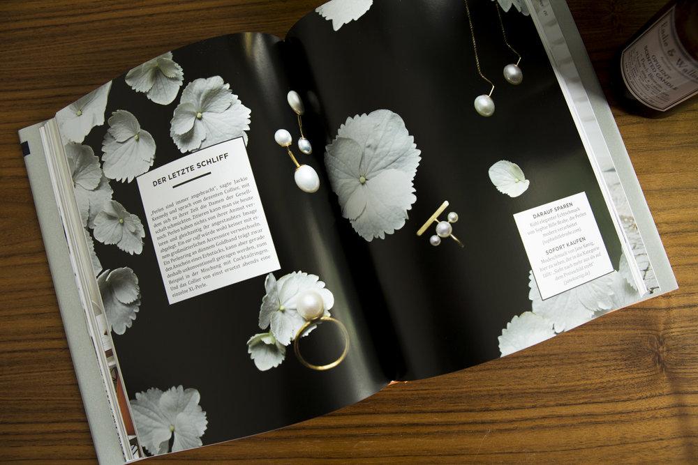 Klein & edel: Perlen