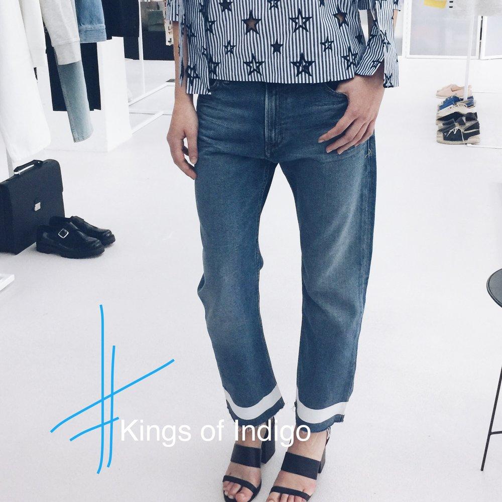 Neu im Portfolio von PRAG Agency ist das nachhaltige Denim Label K.O.I. Jeans zu präsentieren ist keine leichte Sache, bei PRAG hingegen möchte man sofort alle Styles von der Stange reißen.