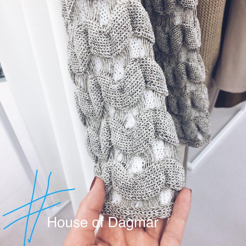 Ebenso neu bei PRAG ist das Schwedische Label House of Dagmar.