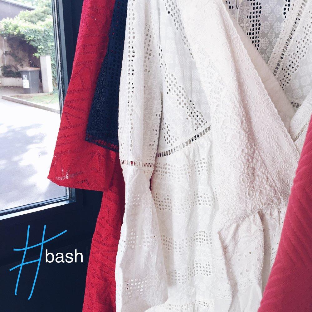 Neu im Sortiment von Silk Relations: das frz. Brand ba&sh. Wir freuen uns auf den ba&sh Frühling und behalten schon mal die wunderschönen Kleider im Hinterkopf.