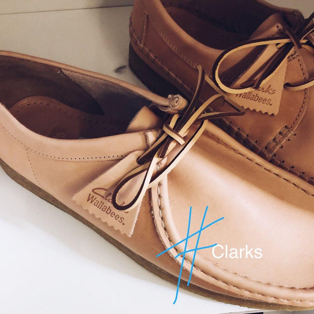 Neu bei SILK: Clarks. Als ich die Wallabees erblickte, musste ich kurz überlegen, wo ich meine alten Treter überhaupt abgelegt habe. Die müssen nämlich wieder ins Regal.
