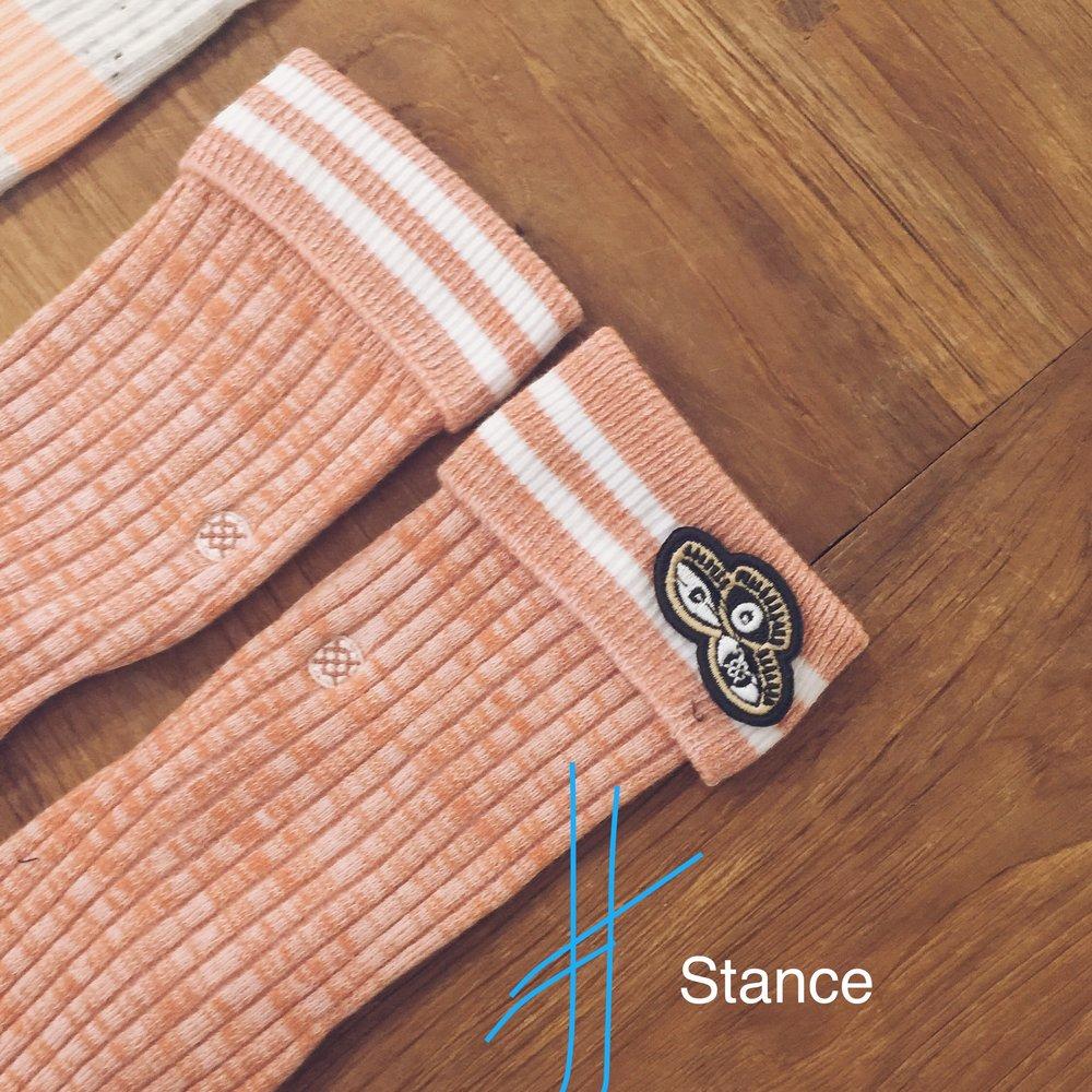 Sie wärmsten und wohl auch coolsten Socken der Welt. Jetzt mit Patch. STANCE