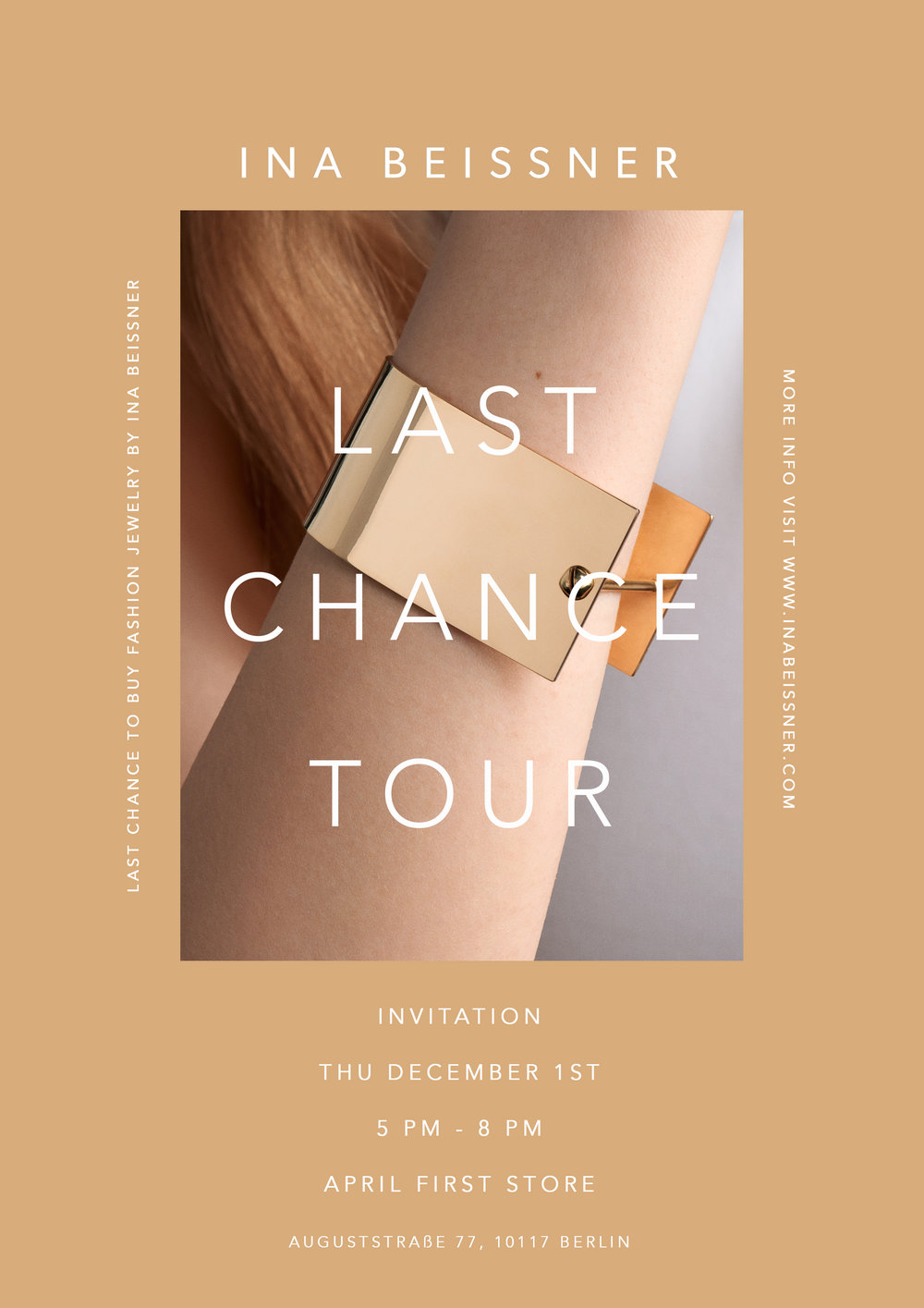 INA BEISSNER LAST CHANCE TOUR APRIL FIRST INVITATION.jpg