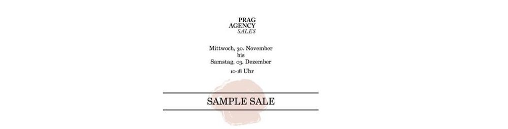 Prag Agency Sample Sale.jpg