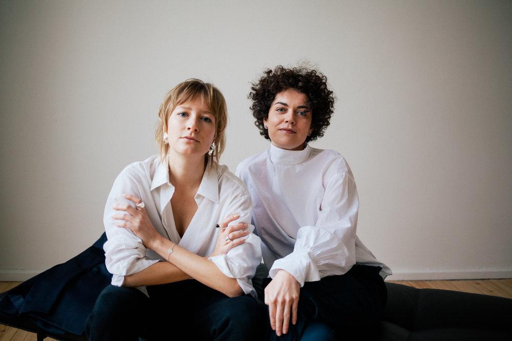Maria & Katrin by Marlen Mueller