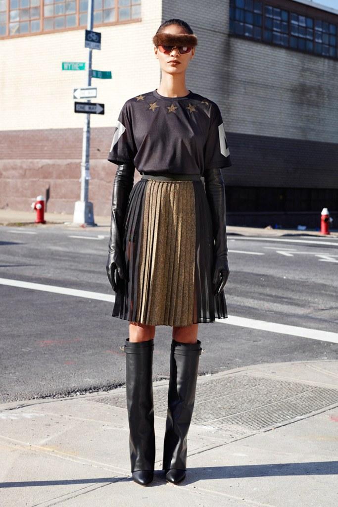 Givenchy Pre Fall 2012
