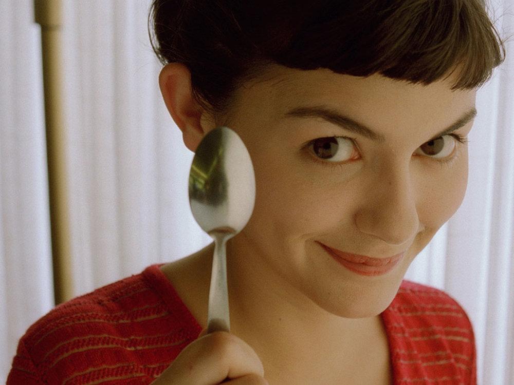 "Audrey Tautou in ""Die fabelhafte Welt der Amelie"""