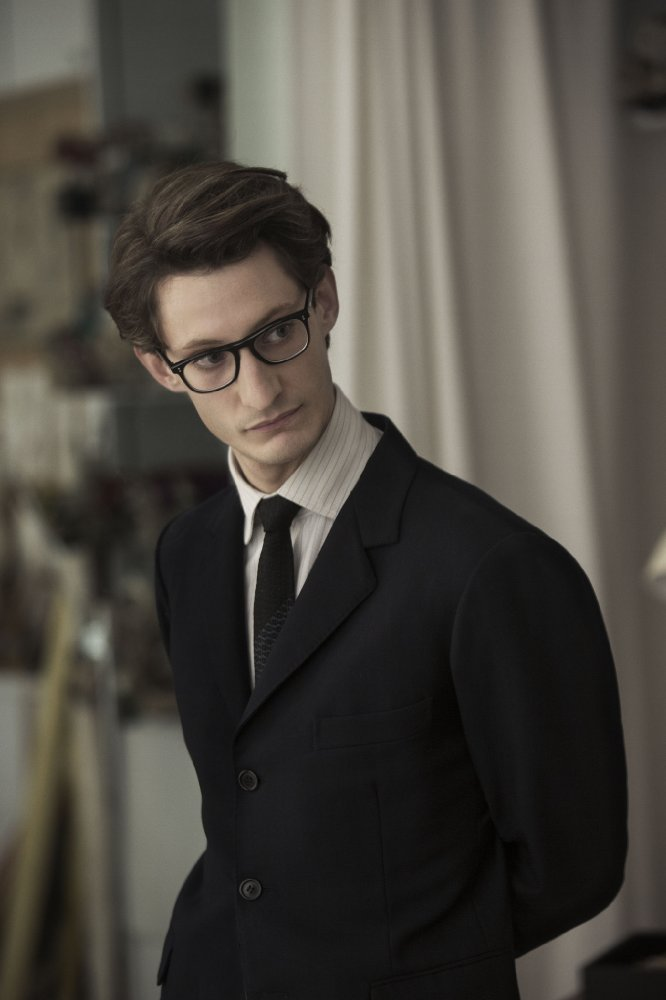 Pierre Niney in Yves Saint Laurent