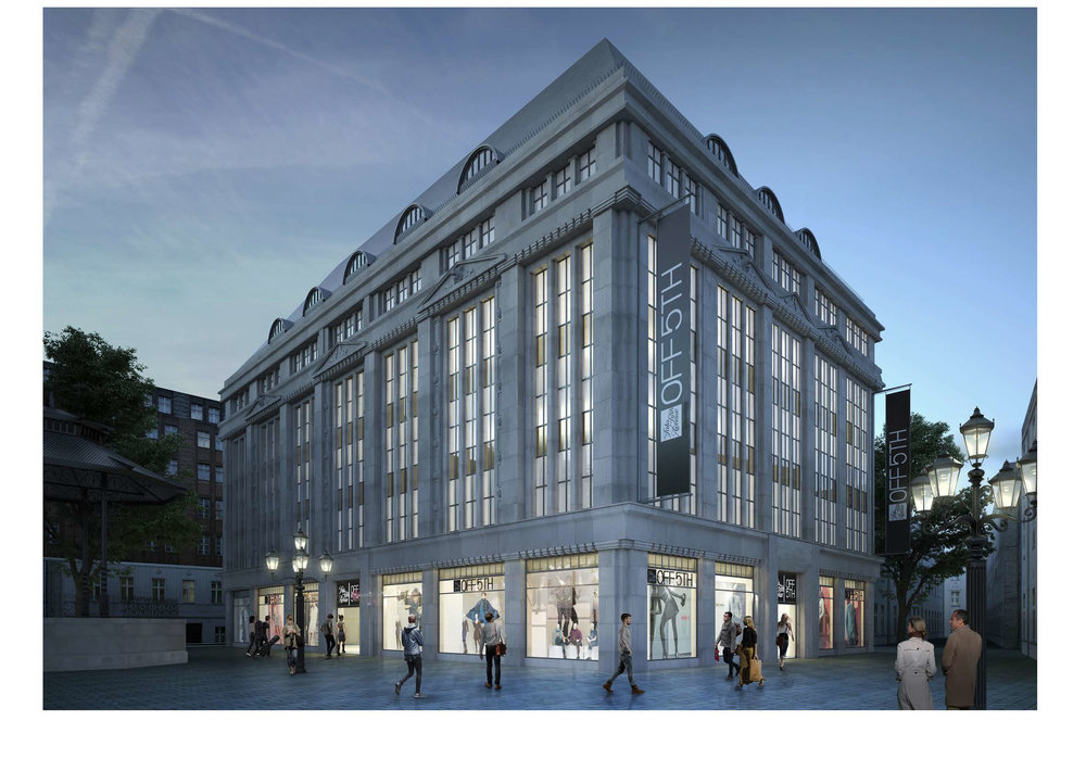Saks Off 5th in Düsseldorf