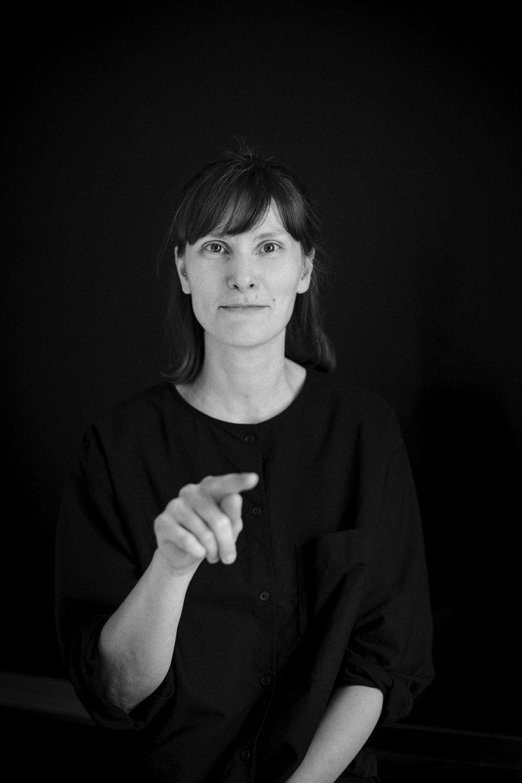 Susann Stefanizen by Steffen Roth