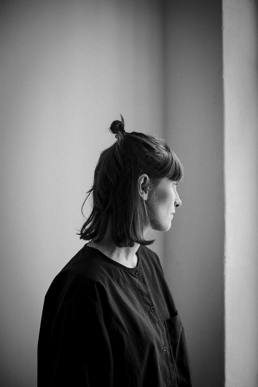 Susann Stefanizen, fotografiert am 21.03.2017 in ihrem Büro in Kreuzberg. Foto: Steffen Roth