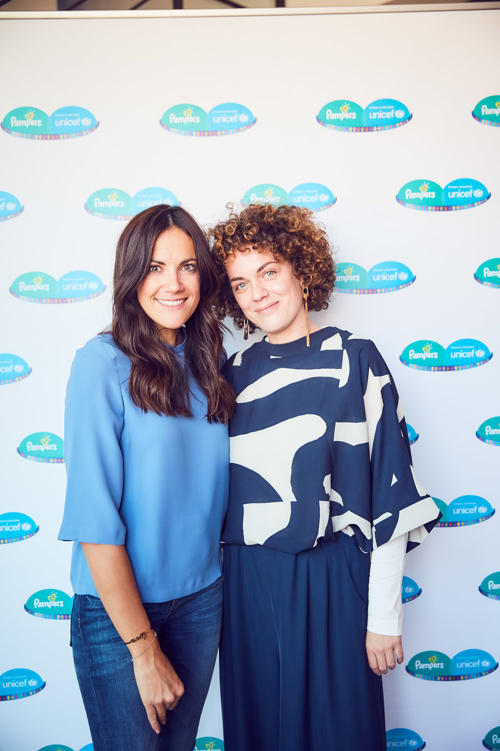 #pampersUNICEF - Bettina Zimmermann beim Meet & Greet in Berlin