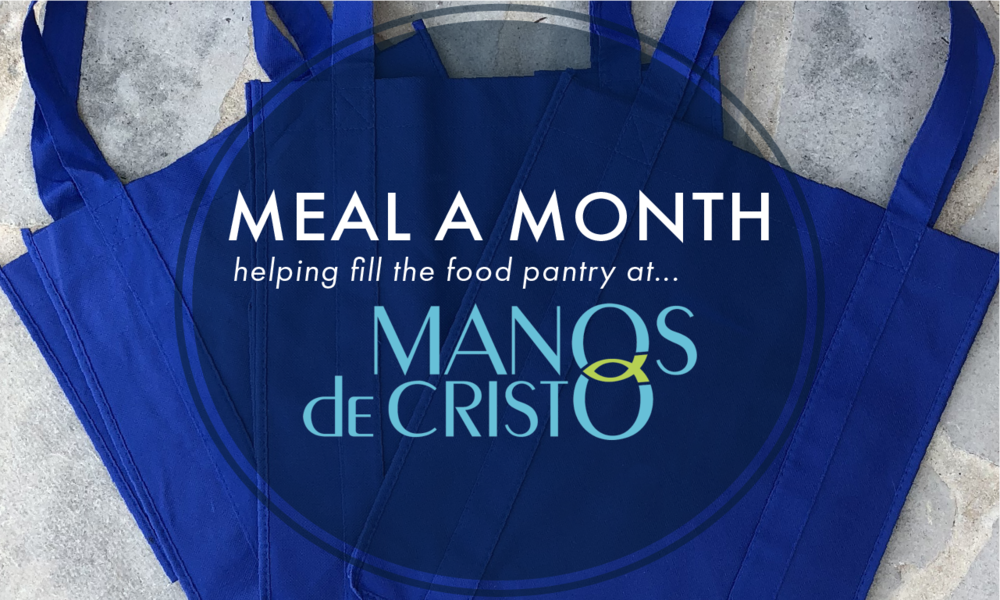Meal a Month Westlake Hills Presbyterian Church Austin Texas