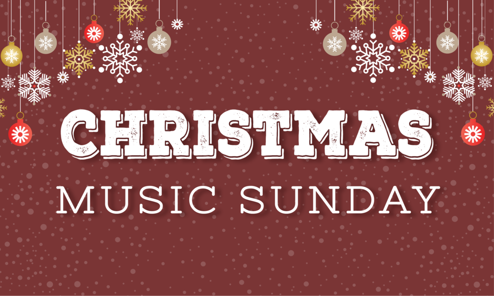Christmas Music Sunday Westlake Hills Presbyterian Church Austin Texas