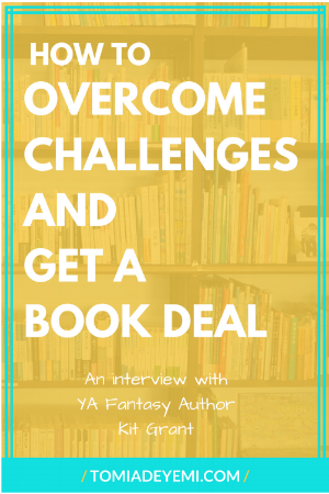 How to Overcome Challenges and Get a Book Deal