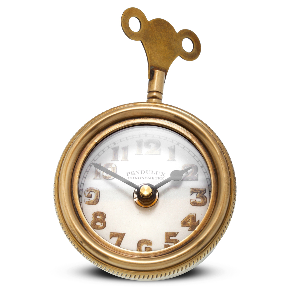 MOUSE TABLE CLOCK - $85.00