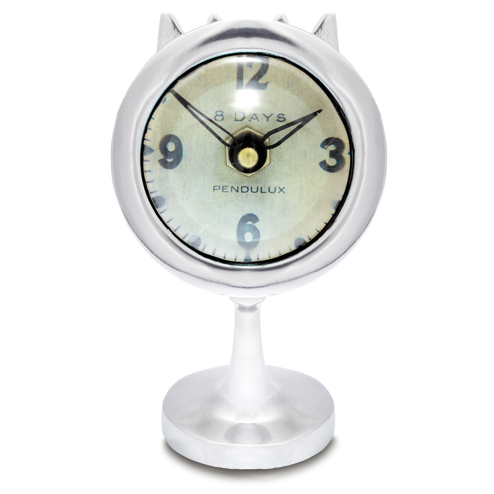 AIRSTREAM TABLE CLOCK - $119.00