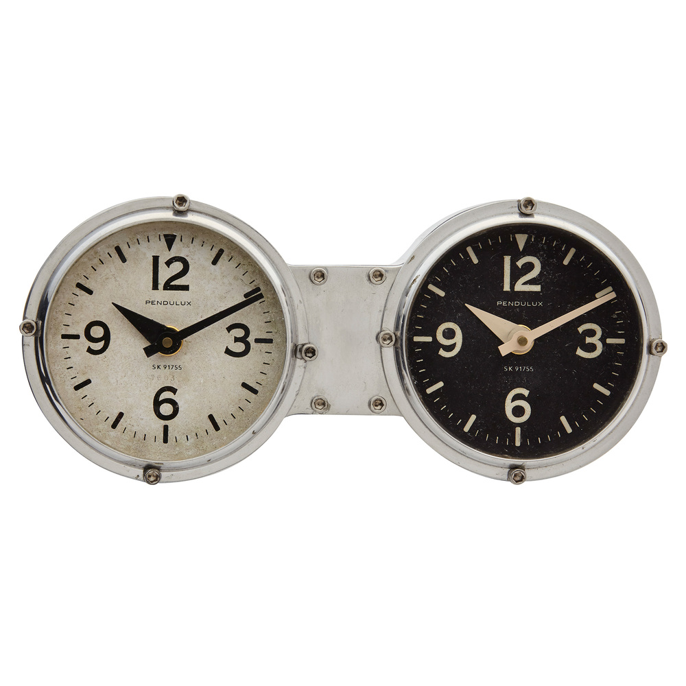 DASHBOARD TABLE/WALL CLOCK - $109.00