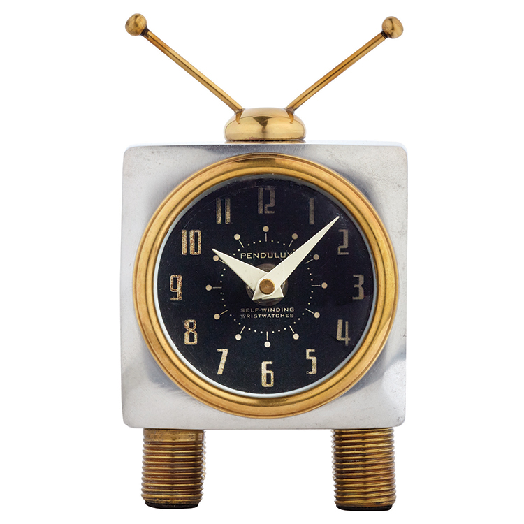 TEEVEE TABLE CLOCK - $85.00