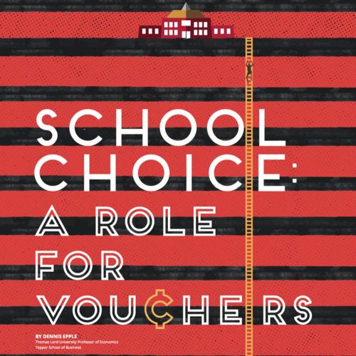 School Choice - Dennis EppleFall 2017