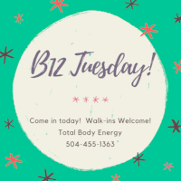B12 Tuesday Promotion