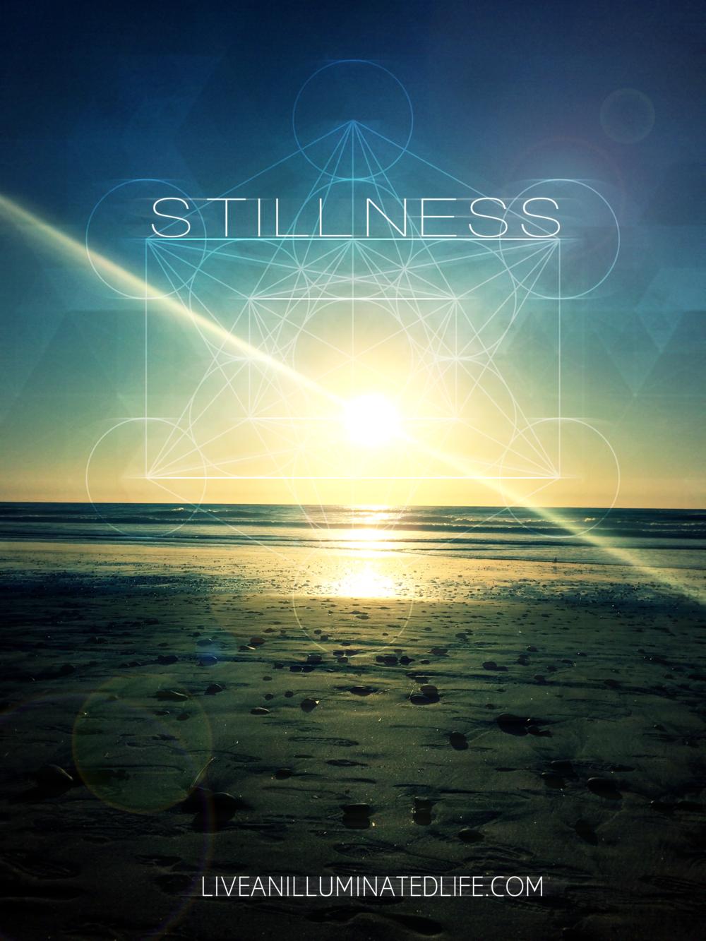 Stilliness by Belinda Pearl