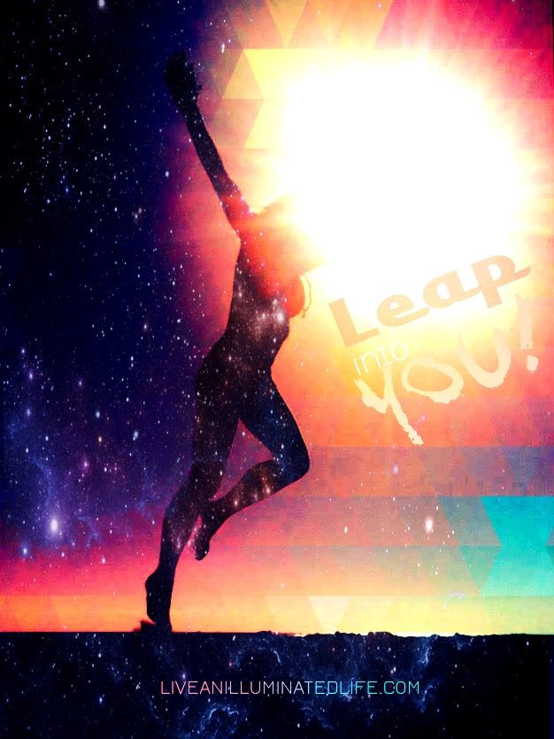 Leap into You