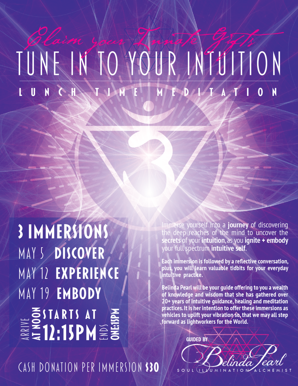 Tune in to your Intuition