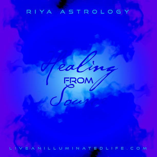 RIYA Astrology - Healing from Source
