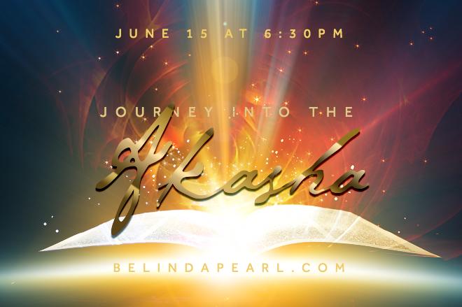 Journey into the Akasha - Akashic Records