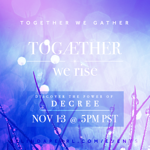 Togaether - We Rise - Volume 5 - Explore the Power of Decree