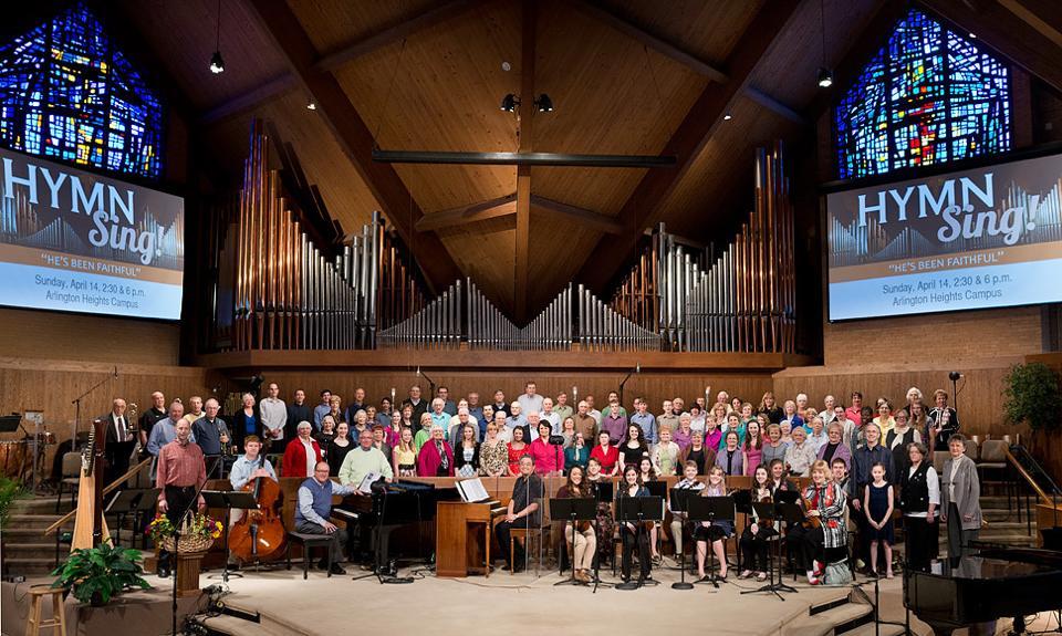 Church Sing