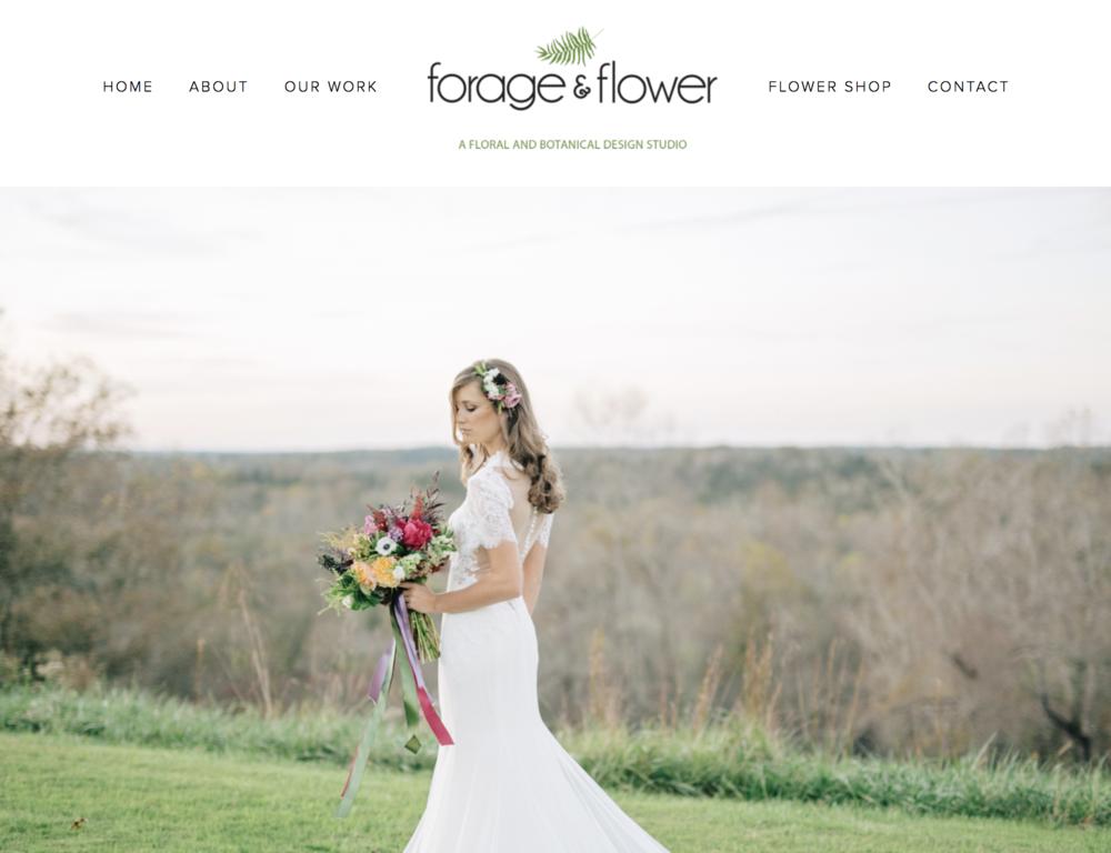 www.forageandflower.com
