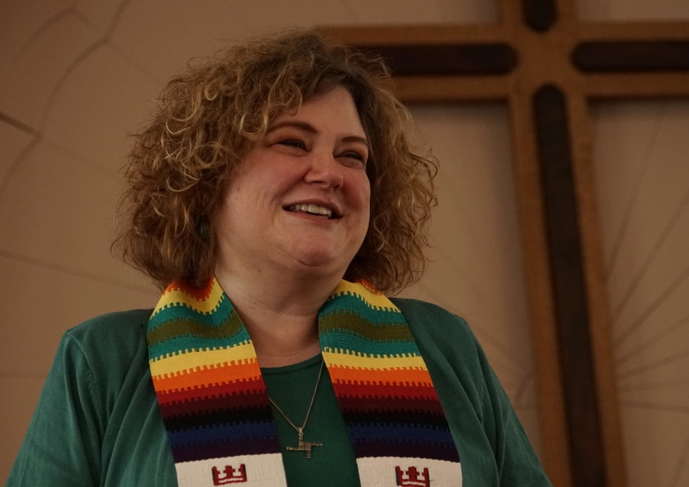 Pastor Jennifer Seaich