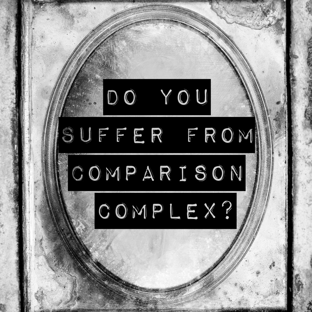 "You might be thinking, ""What is comparison complex."" Comparison Complex is when we essentially rate ourselves against another person.  And 99.99% of the time we rate ourselves ""less than"" the other person.   ""The second our internal competence scale tips from self-assured to self-doubting is the moment we begin feeling defeat.  We start questioning our ability, intelligence, strengths – our entire future.  When we feel inadequate, uncomfortable feelings such as anxiety, anger, disappointment, hopelessness, and fear of failure become the norm.  The net effect of feeling incompetent is disastrous: we stop trying, learning, growing, and contributing.  We start compulsively comparing ourselves to others, and we feel we don't measure up.  Our charge in life can feel lost altogether because progress feel daunting, if not impossible.""  - Brendon Burchard  When I read that section a few months ago in The Charge by Brendon Burchard I thought, ""Oh my gosh that is 100% me….Still."" I couldn't believe that this was still me!?!  I have recovered from Anorexia - that's behind me!!  I eat healthy and help people all day long feel better about their bodies!  How could this still be me?!   I realized that I shifted from comparing my body to other peoples' bodies to comparing areas of my life to others.  So that anxiety, feelings of incompetence, not measuring up were still all there because of my comparison complex.  I know I'm not alone here.  Does this sound like you?  Now that I'm awake and aware I see this happening all over the place.  And now with the power of social media we're comparing ourselves to people we don't even know!  We're comparing ourselves to celebrities, public figures, people on Instagram, etc.  We're comparing without knowing a single thing about what's happening on the other side of the posted picture.  Many of us who struggled with an eating disorder or body dysmorphia in the past have never fully gotten over it.  And while we are eating better and working out in a kinder fashion we're still in the comparison complex cycle.  As we've moved out of that phase we've imprinted the same behavior onto other areas of our lives.  So what do we do?  My answer isn't a quick fix.  Just like weight loss, it is a total journey with daily consistent actions towards leading a healthier life.  But there are definite steps we can take each day to lift ourselves out of this mental and emotional block.  From my experience I have learned there are three things we must do daily to reverse this mindset.  First - We need to approach our lives and each day with a grateful heart.  Instead of placing harsh criticisms on each moment we approach them with a gentle filter.  Instead of looking at each moment in judgment we approach them with an open and accepting attitude.  Instead of looking for reasons that it won't work out, we start looking for ways we can thrive.  By shifting our frame of mind to that of being grateful we open up ourselves to a world of possibilities we've been suffocating. Second - We need to compliment our physical form.  We need to look ourselves in the mirror at the start of every day and verbalize something that is truly remarkable about ourselves.  We all have unique qualities that make us spectacular. By recognizing these things daily we are more inclined to stand up and stand out as opposed to shrink into the background.  Third - we must take ourselves out of the equation.  I know that sounds like the complete opposite of what I said above but when we have a goal, a vision, a dream, and make it about someone else then it becomes so much more powerful.  You decide to treat yourself with respect to be an example for your daughter; you step up and take charge of a project to make your parents proud; you lose 50 pounds to be around for your spouse when you're older…. See what I'm saying? It becomes exponentially more powerful to treat yourself better for the benefit of the people we love.  And remember - they love and adore you too.  Try to look at yourself through THEIR eyes and see your incredibly beautiful qualities!  You matter.  You are beautiful.  It's time to show the world your value!"