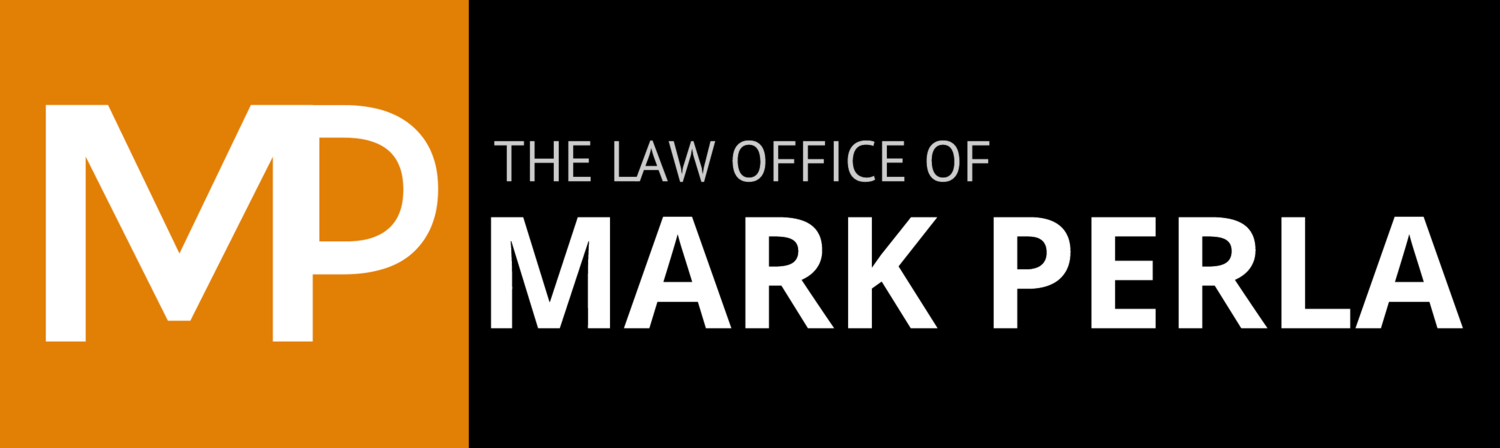 Personal Injury Attorney Mark Perla at Perla & Perla LLP