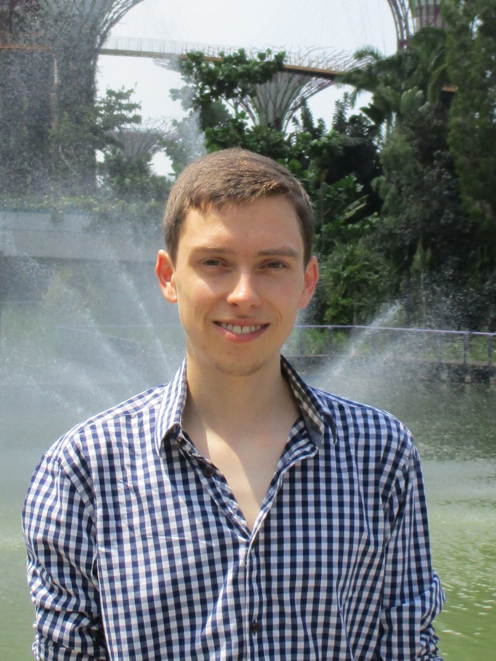 Luke Wharton    Great Britain PhD Student Department of Physics and Astronomy   Luke is focusing on the design and synthesis of novel bifunctional chelating ligands, based upon the picolinic acid moiety, for the incorporation of medically relevant radionuclides such as 111In and 177Lu.