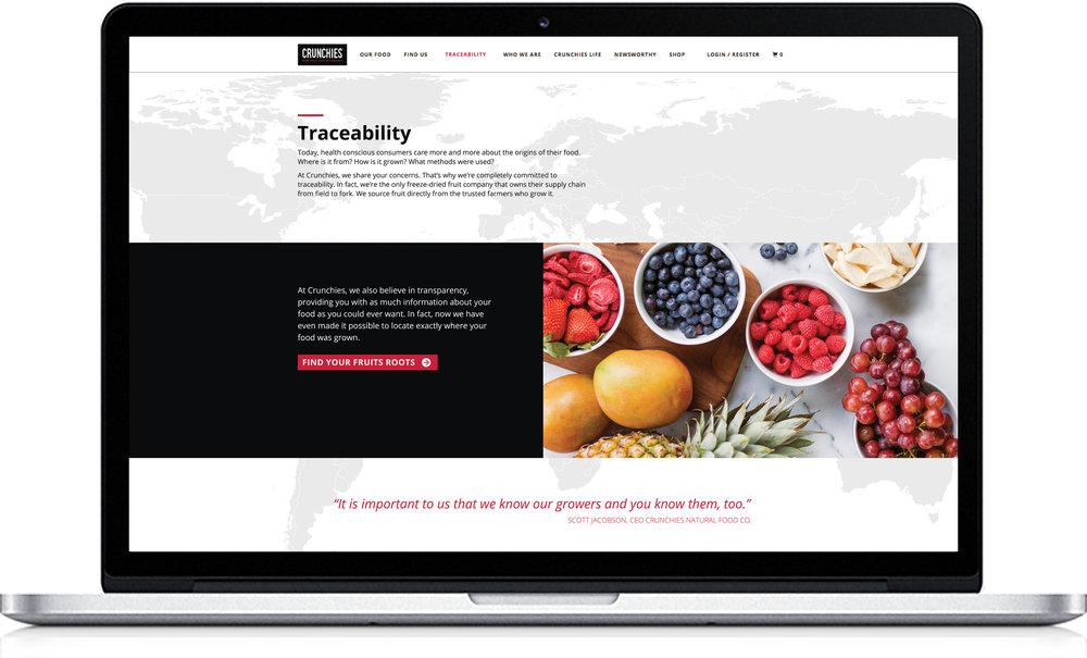 crunchies-traceability