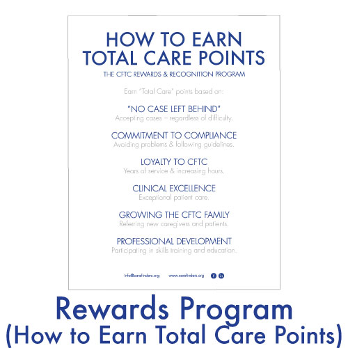 Rewards Program (How To Earn TC Points)