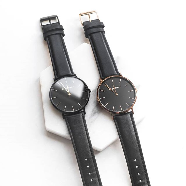 Our Dark Styles | Plimmerton + Courtenay by Roys Road. . . . . . . . . . #roysroad #designerwatches #dark #black #rosegold #genuineleather #elegant #unisex #wristwatch #watchesofinstagram #nzfashion #stylelover #minimal #fashionista #modern #urbanlook #wellington #newzealand #roysroadwatchco