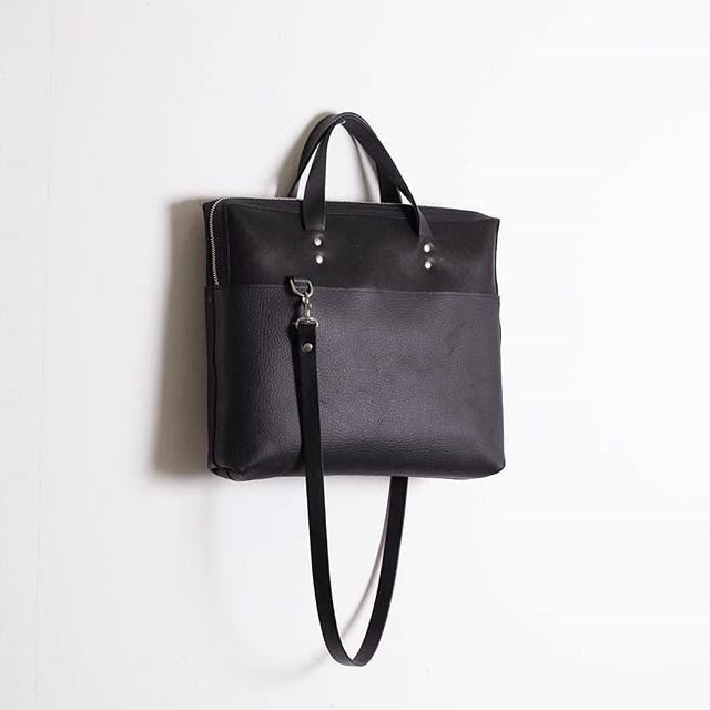 Leather Appreciation. . . . . . . . . . #design #aesthetic #genuineleather #fashion #nzdesign #handbag #nz #stylelover #minimal #monochrome #blackandwhite #minimalist #classic #nzfashion #wellington
