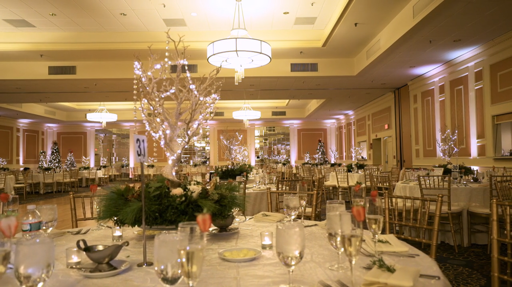 Holiday Wedding - DoubleTree by Hilton Hotel Boston North Shore