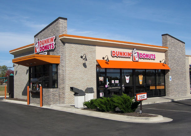 NNN Dunkin Donuts For Sale