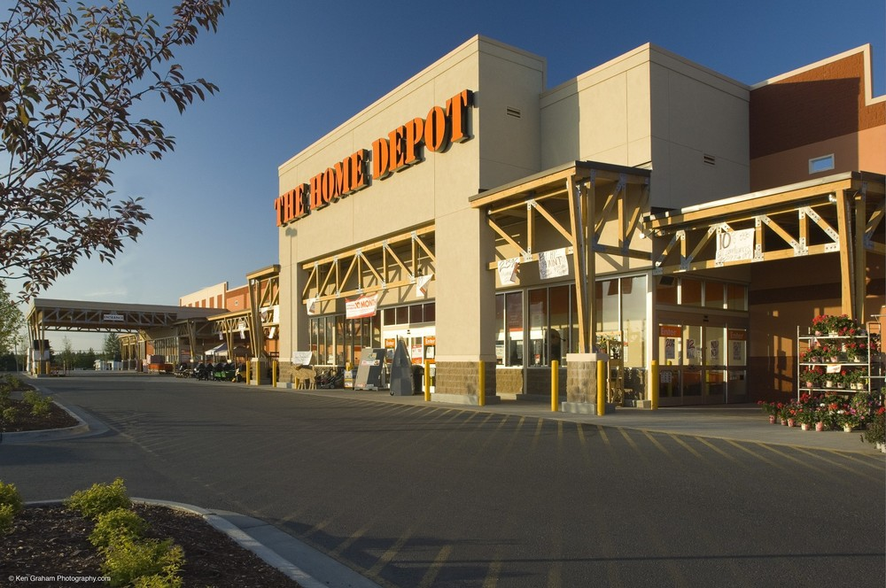Home Depot NNN 1031 Properties