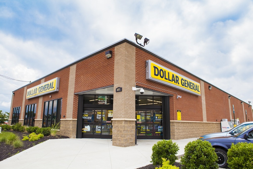 Dollar General NNN 1031 Properties