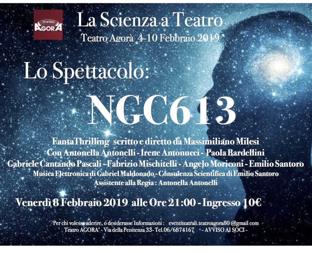 LO SPETTACOLO NGC613 -