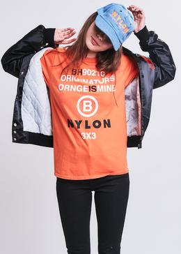 NYLON X ORANGE BY BANA