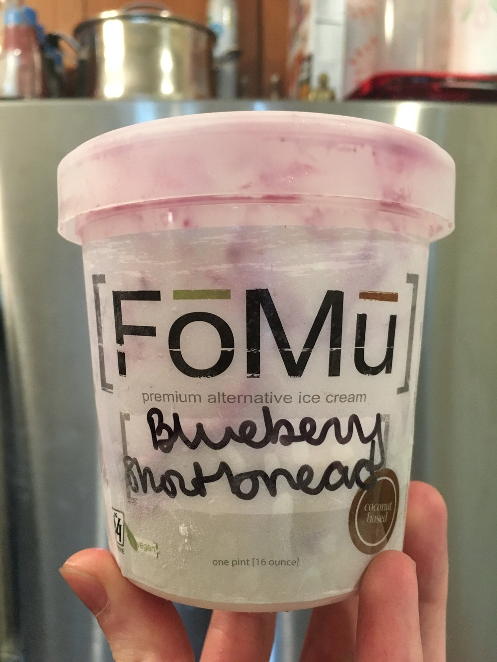 I don't like  FoMu   because  it's vegan. I like it in spite of that.