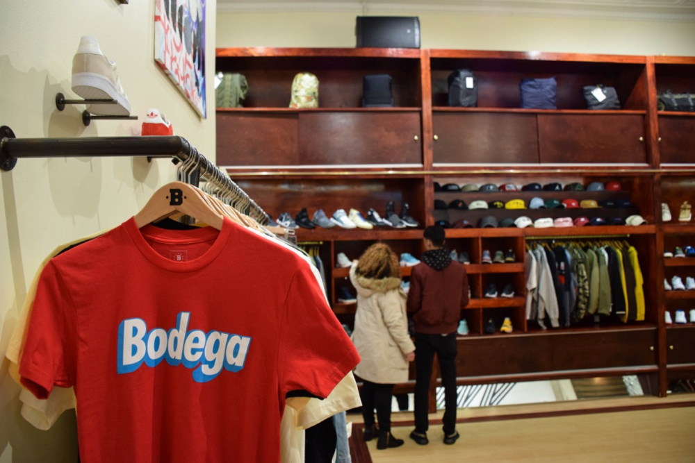 ac74f32bfe7 The owner, Bobby, sadly passed away a few years back, but his legacy of the  most finely curated collection of vintage clothing in the city will live on  a ...