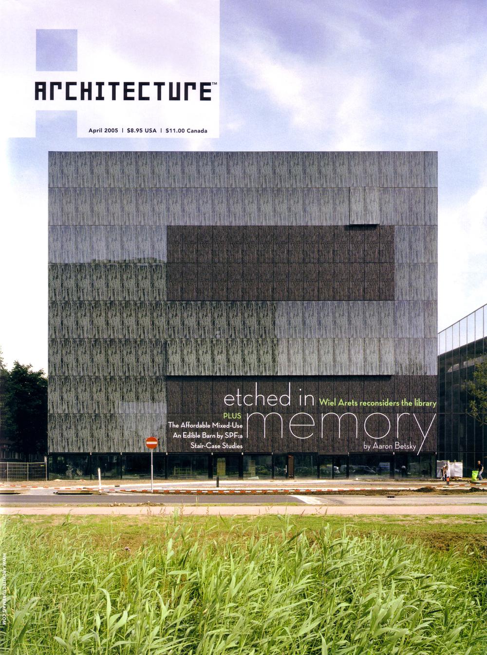 ARCHITECTURE  04/05